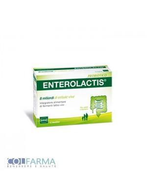 Enterolactis - 12Flaconi 10ml