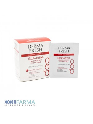 Dermafresh Odor Control  10 Salviette