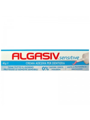 Algasiv sensitive crema adesiva dentiere