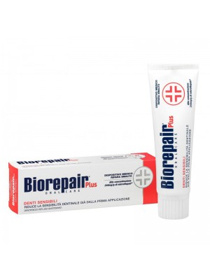 Biorepair plus denti sensibili 75 ml