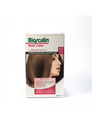 Bioscalin Nutricolor Biondo Scuro Dorato 6.3