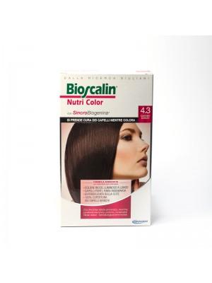 Bioscalin Nutricolor Castano Chiaro 4.3