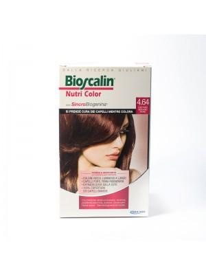 Bioscalin Nutricolor Castano Mogano Rame 4.64