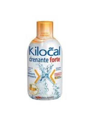 Kilocal Drenante Forte  gusto Ananas 500ml
